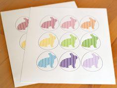 Free Printable Easter Memory Game