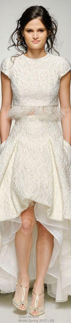 Sassi Holford Bridal Spring 2017 - EE