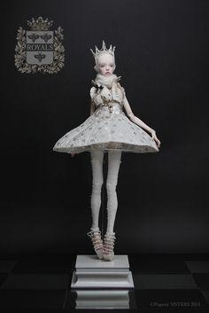 обзор ROYALS, popovy-dolls