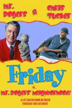 Monday Mashups: It's Friday in Mr. Roger's Neighborhood   Long Awkward Pause.com