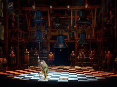 The Hunchback of Notre Dame - Show Photos - 11/14 - Michael Arden