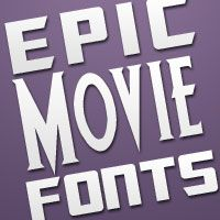 50 Free Movie Themed Fonts You Can Download (including Harry Potter, Disney, Star Trek, Golden Eye, 28 Days Later, Back to the Future, Fight Club, Lotr, Nightmare Before Christmas, Final Fantasy, Halo, A Clockwork Orange, The Godfather, Resident Evil, etc.)