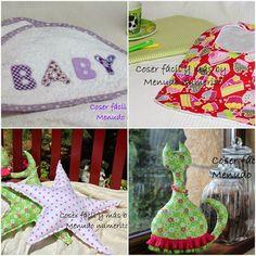 Tutoriales DIY: 4 ideas de regalos para bebés