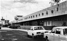 Plaza Universidad 1968