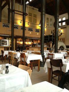 Café Restaurant Amsterdam in Amsterdam
