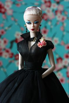 Barbie silkstone