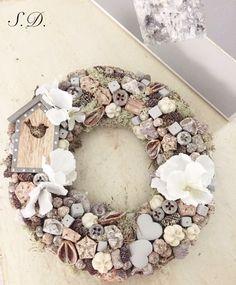 Christmas Wreaths, Xmas, Burlap Wreath, Advent, Holiday Decor, Spring, Creative, Gifts, Diy