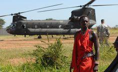 Pentagon Reveals Large US Military Presence In Africa, Shocking Senators   Care2 Causes #PentagonSecrets