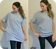 reciclagem de camiseta