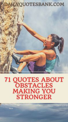 If you are searching for quotes about obstacles making you stronger? You have come to the right place. Here is the collection of the inspirational quotes about overcoming obstacles that will inspire you. #obstaclesquotes #quotesaboutobstacles #motivationalquotes #lifequotes #positivequotes Positive Relationship Quotes, Positive Quotes About Love, Funny Positive Quotes, Motivational Quotes, Inspirational Quotes, Life Lesson Quotes, Life Quotes, Life Lessons, Overcoming Obstacles Quotes