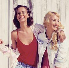 Happy Girls are the Prettiest <3 www.bestyledberlin.de