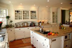 White Kitchen Carpenter & MacNeille Architects & Builders, Inc.
