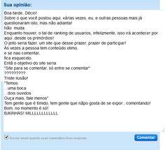 """linksuteis: tentei comentar na notícia do Décio, mas num """"subi...http://linksuteis-siteprofissional-com.blogspot.com.br/2014/11/tentei-comentar-na-noticia-do-decio-mas.html"""