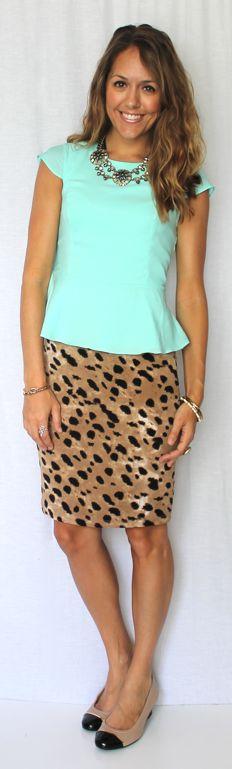 Mint & Leopard — Js Everyday Fashion