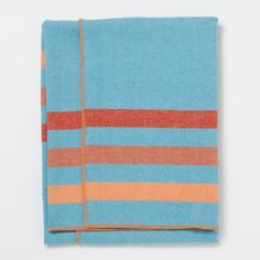 Orange Grade Blanket in House+Home HOME+DÉCOR Throws+Pillows at Terrain