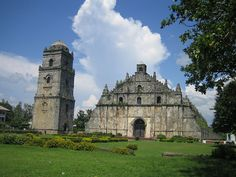 San Augustin Church Paoay, Ilocos Norte