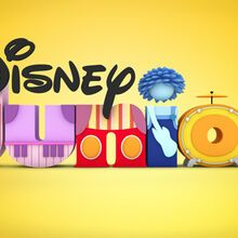 Disney Junior Special Logos Logopedia Fandom Disney Junior Disney The Incredibles