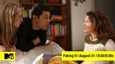 Faking It | Assista ao sneak peek do 11º episódio da segunda temporada - WE IMG
