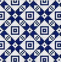 fair isle scarf pattern free - Google zoeken