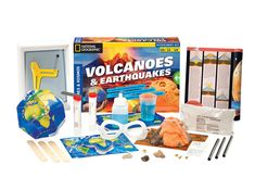 Volcanoes & Earthquakes| Thames & Kosmos