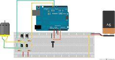 #Arduino Todos los esquemas los encontrarás en http://portalarduino.com