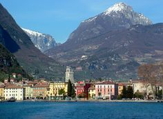 Riva Del Garda on Lake Garda in Italy is another favourite of ours.