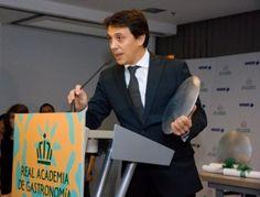 Francis Paniego: Premio Nacional de Gastronomía 2011 - http://www.conmuchagula.com/2012/11/21/francis-paniego-premio-nacional-de-gastronomia-2011/