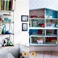 opbevarings ideer til børneværelset