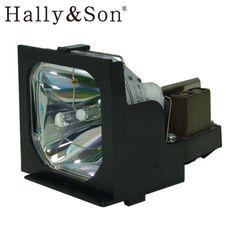 Hally&Son POA-LMP21 Replacement Projector Lamp with Housing for PLC-SU20 / PLC-SU208C / PLC-SU20B / PLC-SU20E / PLC-SU20N #Affiliate