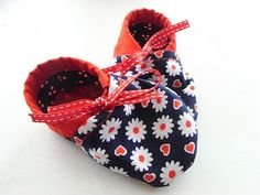 baby shoes #sewing