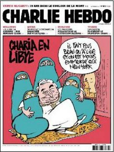 Terrorism Be Damned, Here Are All Of The Charlie Hebdo Covers That Offend Terrorists  Go to hell you savages.