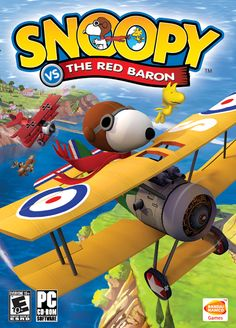 Snoopy - the red baron