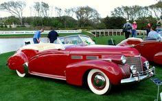 1940 Cadillac Series 62 #1949cadillacconvertibleclassiccars