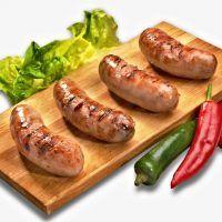 Recept : Celerová remuláda podle Jamieho Olivera | ReceptyOnLine.cz - kuchařka, recepty a inspirace Hot Dogs, Sausage, Meat, Ethnic Recipes, Food, Sausages, Essen, Meals, Yemek