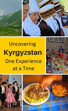 The top things to do in Kyrgyzstan include these unique experiences.