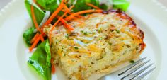 Grated potato casserole - Recipes - New Zealand Woman's Weekly