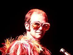 Elton John Costume 70s