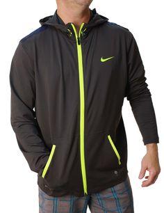 buy popular 5a556 4b2d0 Nike Men s Dri-Fit OT Lightweight Full Zip Basketball Hoodie
