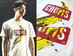 Chums Banana Printed T-Shirt