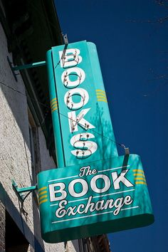 """The Book Exchange,"" by GmanViz, via Flickr -- From the tags, this appears to be in Lancaster, Ohio."