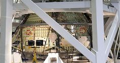 NASA - Orion Crew Module Undergoes Static Load Tests