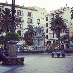 Plaza Alta,Algeciras