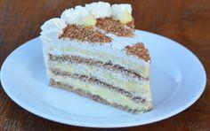 Dávní faraóni ani legendární Kleopatra si na tomto dortu pochutnat vůbec nemohli. A co víc, určitě ho nekoupíte ani na vyhlášených tržištích hlavního egyptského města Káhiry, kde jsou jinak běžně k dostání spousty roztodivných orientálních cukrovinek.