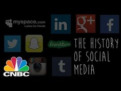 From Friendster to Snapchat, take a look back at social media's major moments — all in 90 seconds. » Subscribe to CNBC: http://cnb.cx/SubscribeCNBC About CNB...