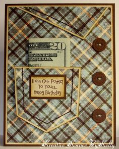 From Our Pocket To Yours by kcs1955 - Cards and Paper Crafts at Splitcoaststampers
