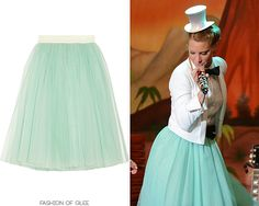 Brit's outfit from Glee prom 2012 / Clearly I'm too old for this, but it was pretty badass