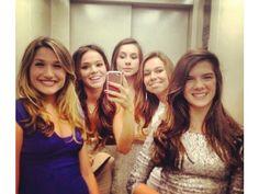 """""""Sasha é muito madura"""", revela a amiga Bruna Marquezine - Jovem - R7"""