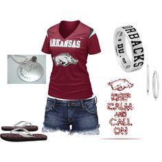 call the hogs, created by flygirl111111 on Polyvore