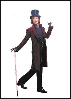 """Willy Wonka (Johnny Depp)...""""Charlie & The Chocolate Factory"""""""