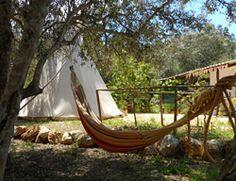 Tipi & Yurt Eco Holidays Algarve Portugal: Kids go Free